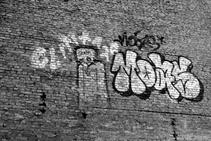 graffiti moas / spair prenzlauerberg