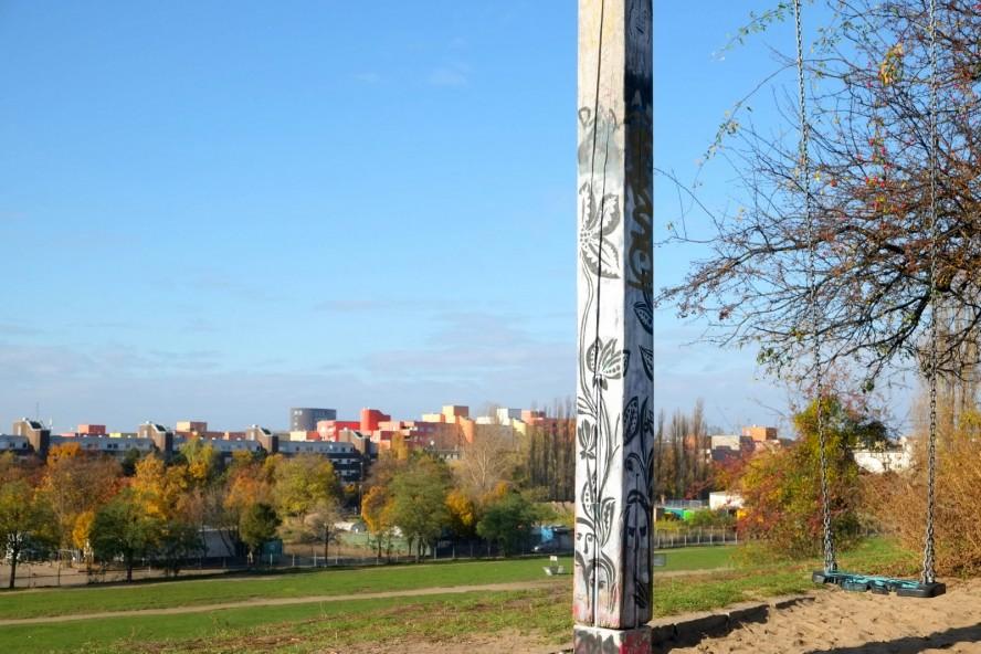 stencil - mauerpark