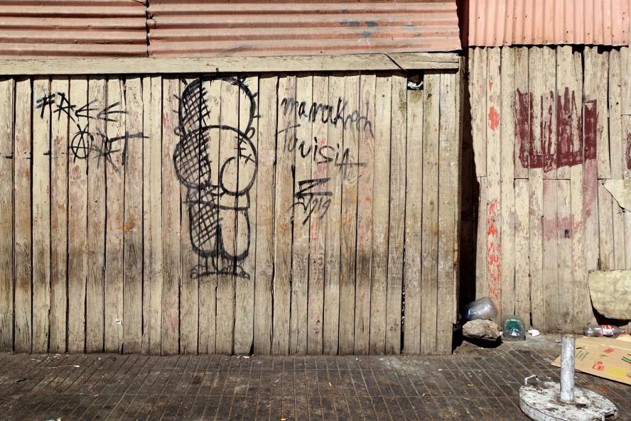 streetart marrakech gueliz