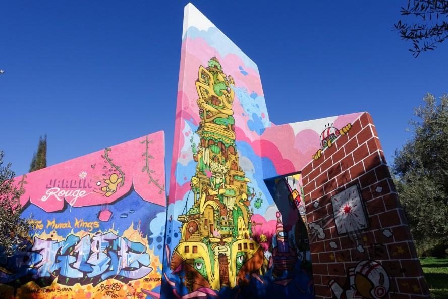 streetart-marrakech-jardin-rouge
