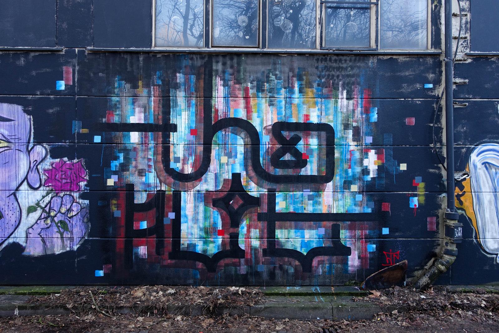 streetart – an der griessmühle