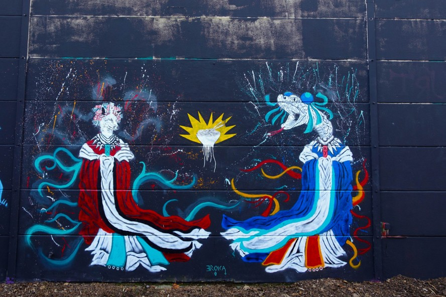streetart griessmühle