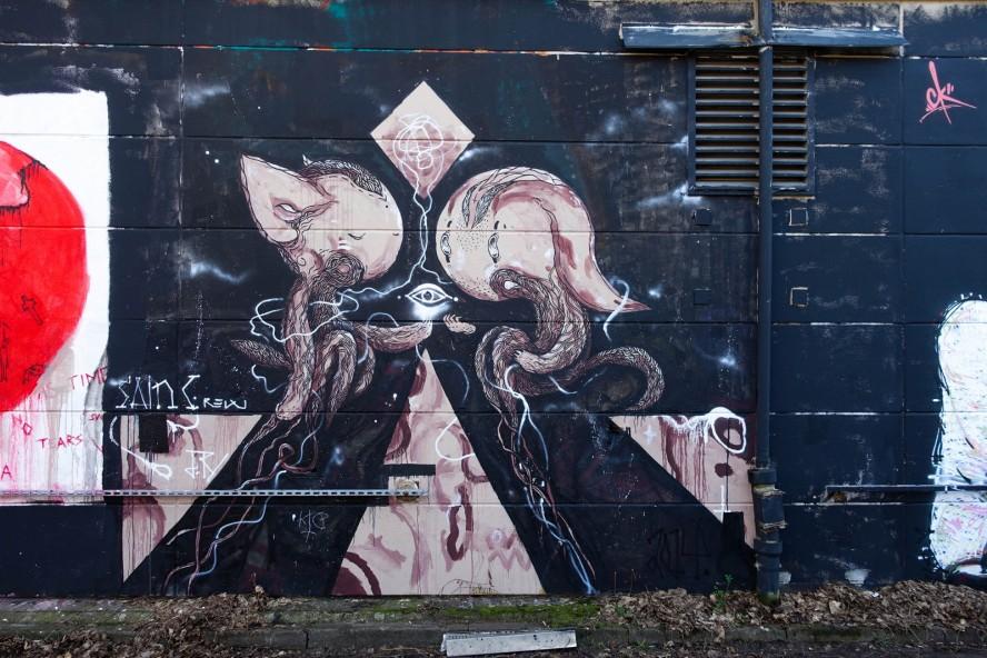 griessmühle streetart, sam crew