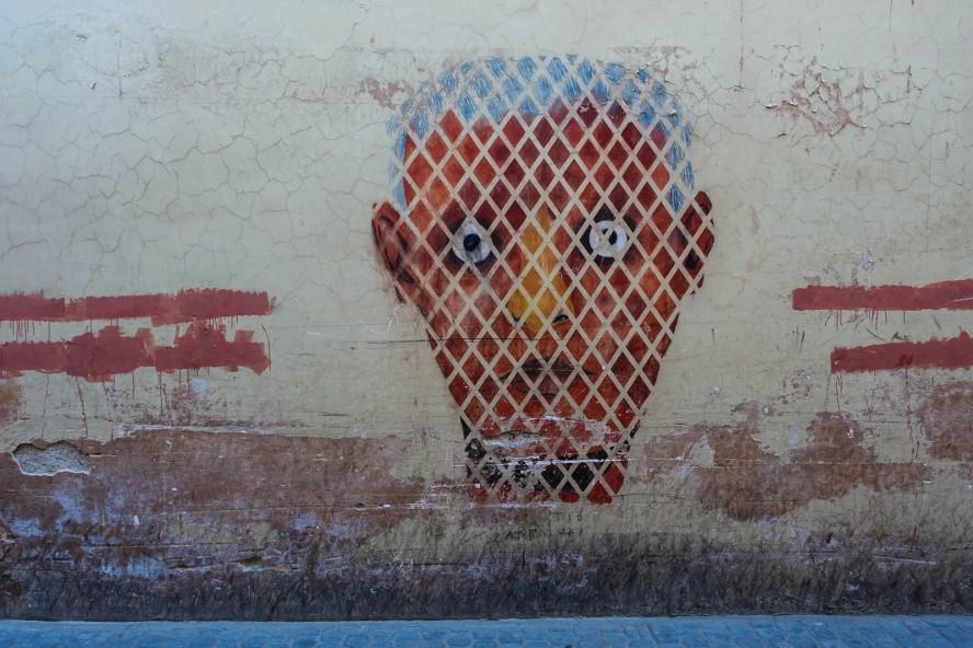 stencil - guim tió