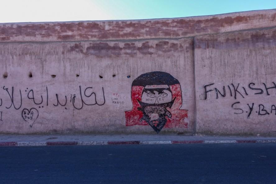 lokales graffiti