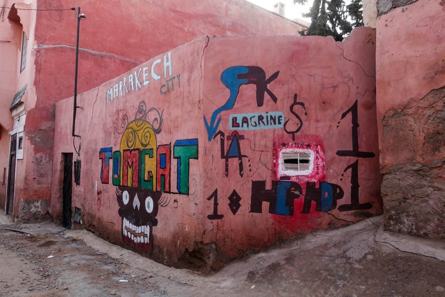 graffiti - tomcat