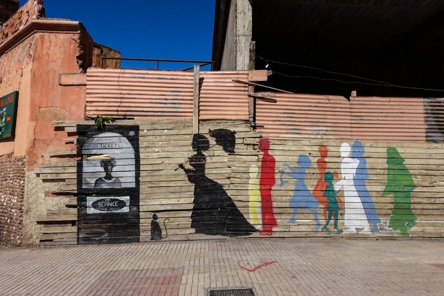 streetart - boulevard moulay rachid