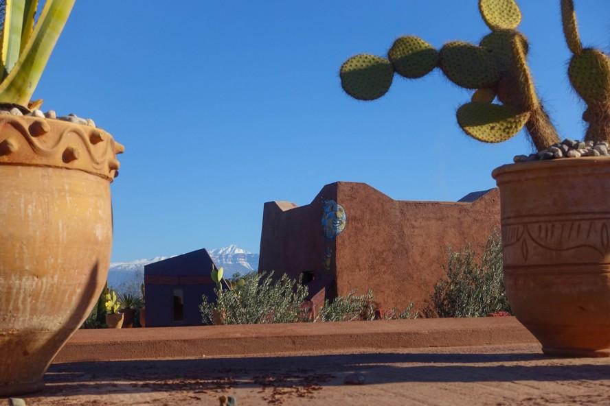 jober - jardin rouge - marrakech - streetart