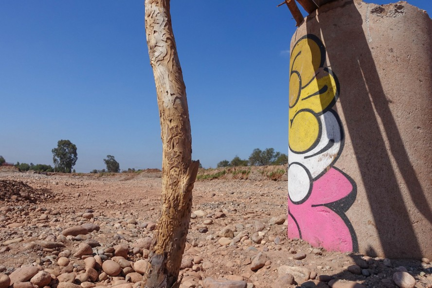 jardin-rouge-marrakech-streetart-around-graffiti-ceet-rivier