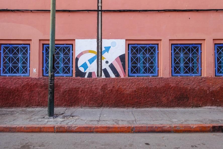 streetart marrakech