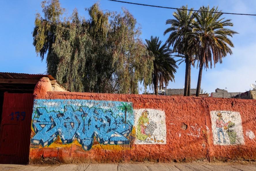 graffiti from budapest - rue kbour chou