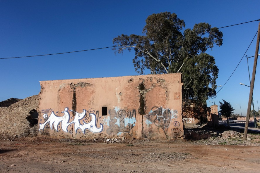 urbex streetart