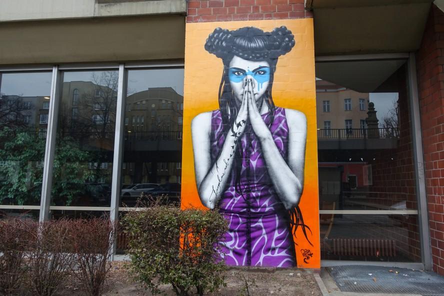 mural | Fin DAC | urban nation . bülowstrasse - berlin
