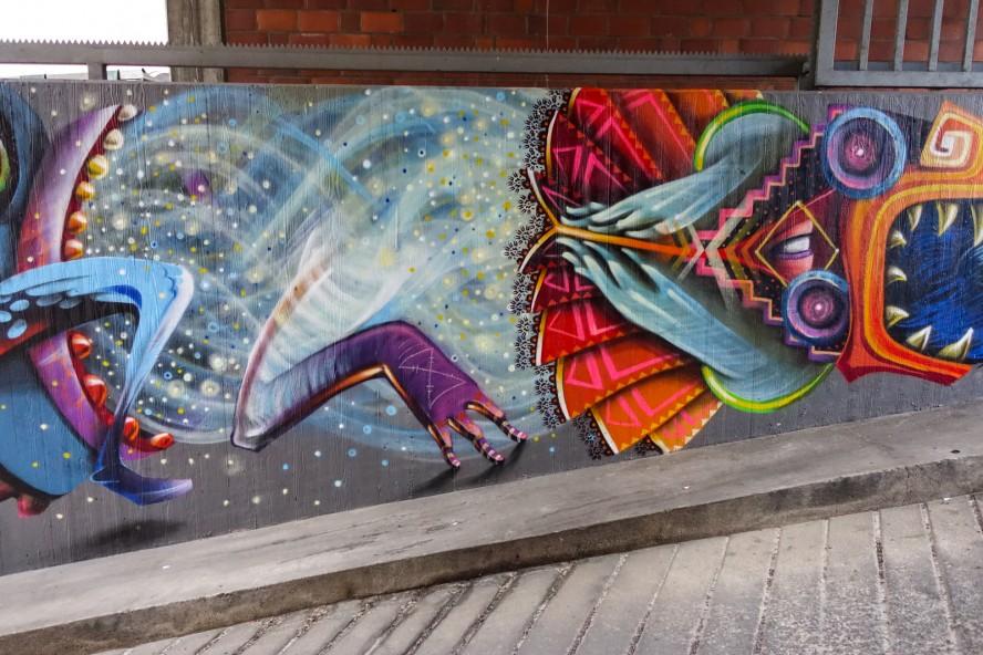 graffiti | urban nation . bülowstrasse - berlin