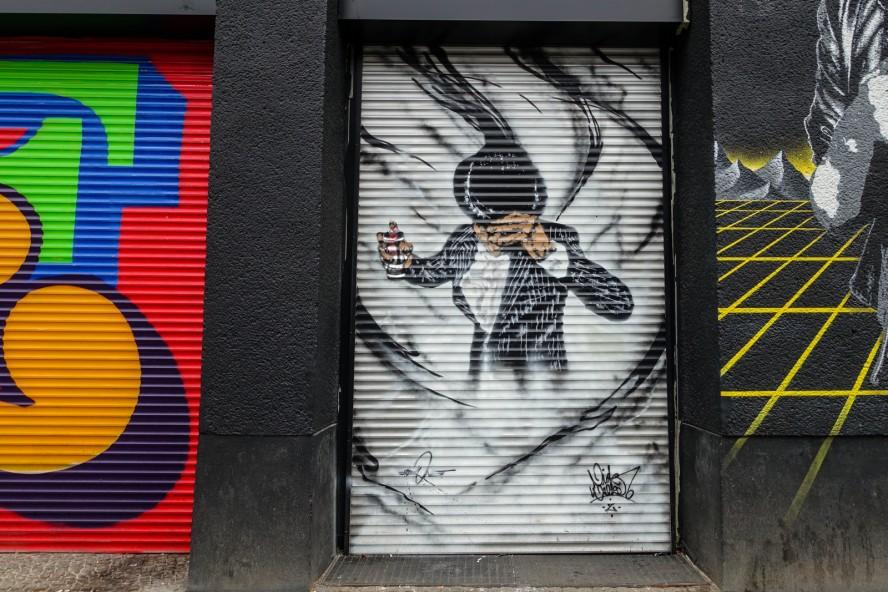 streetart | urban nation . bülowstrasse - berlin