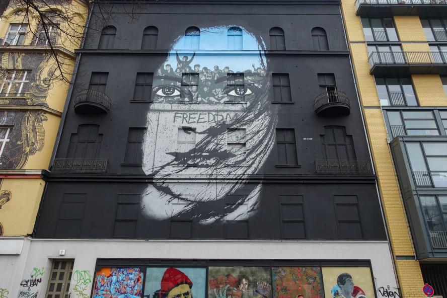 mural | IcyandSot | urban nation . buelowstrasse - berlin