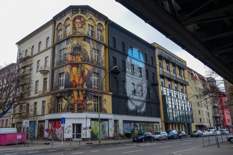 mural | handiedan / icy and sot | urban nation . buelowstrasse