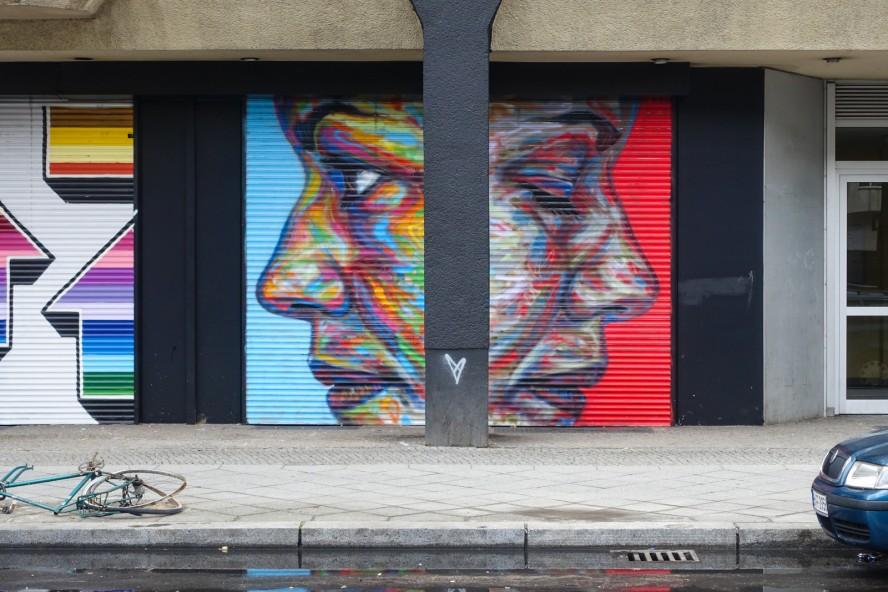 streetart | david walker | urban nation . buelowstrasse - berlin