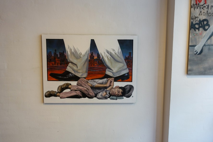 exhibition - wild drawing - rpunkt