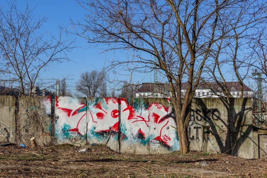 graffiti - roger - prenzlauer berg / berlin