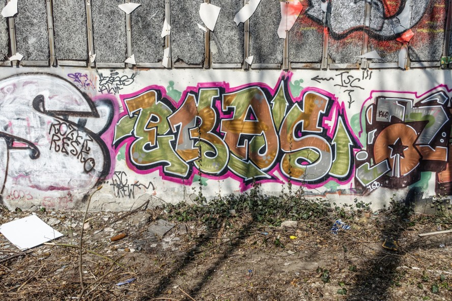graffiti - eras - prenzlauer berg / berlin