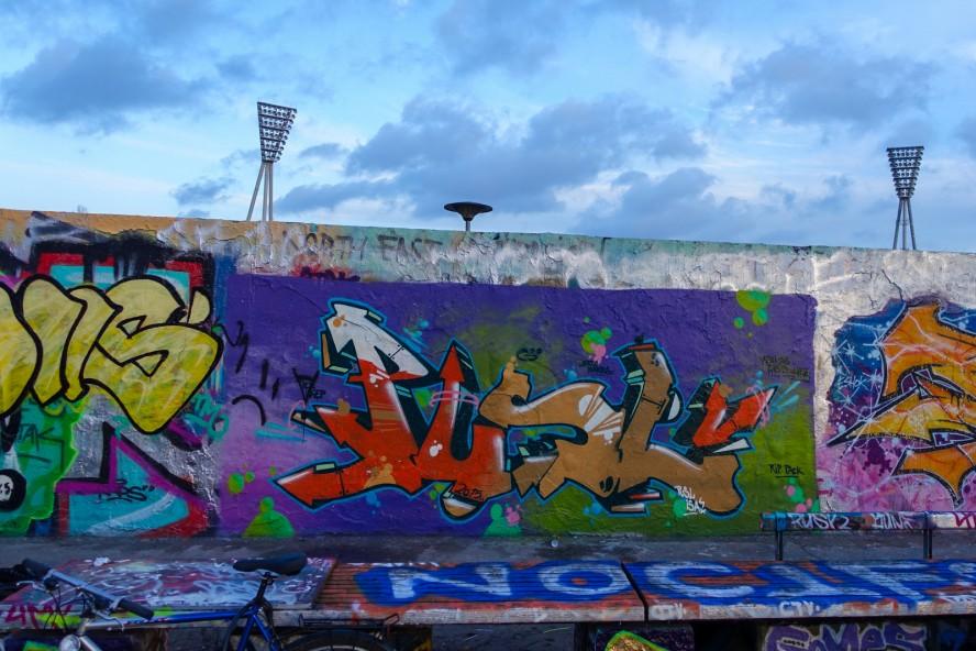graffiti - pusl - mauerpark