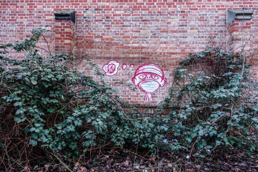 graffiti - moabit / berlin