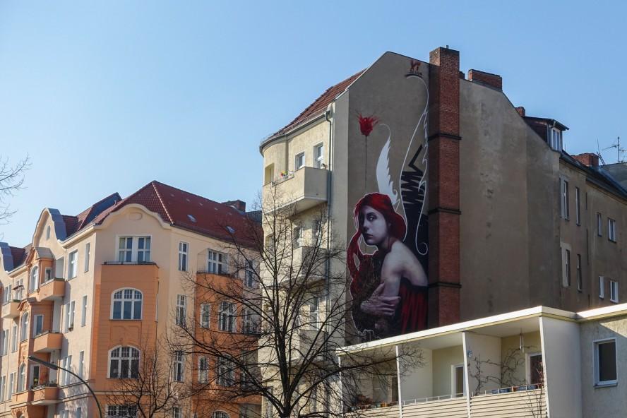 mural - xi design - körtestrasse . berlin