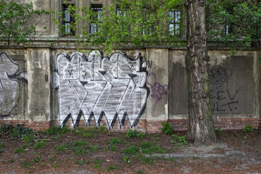 graffiti - friedrichshain . berlin