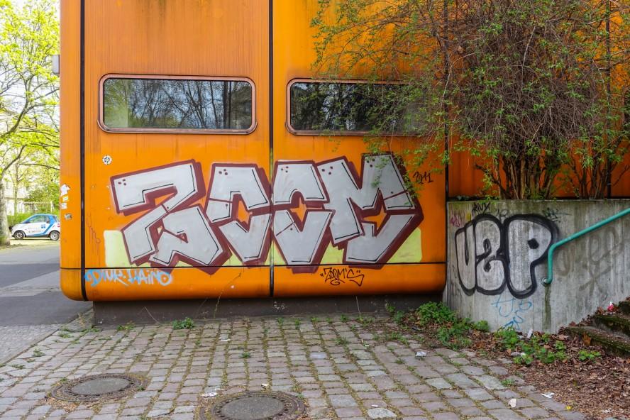 graffiti - zoom - wedding, berlin