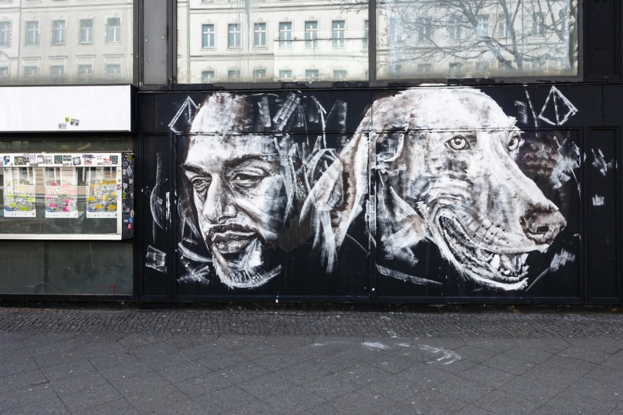 streetart - alaniz - stattbad wedding, berlin