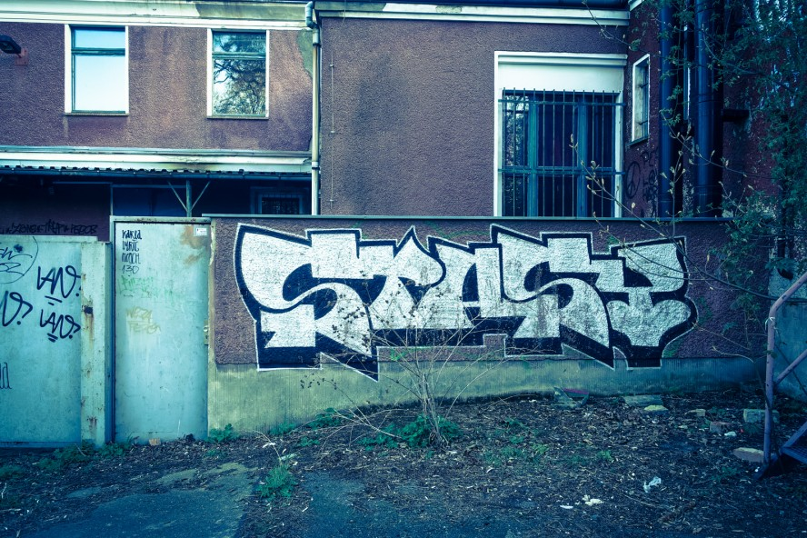 graffiti - stasy - weissensee