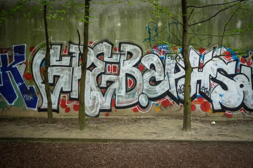graffiti - creb - berlin kreuzberg