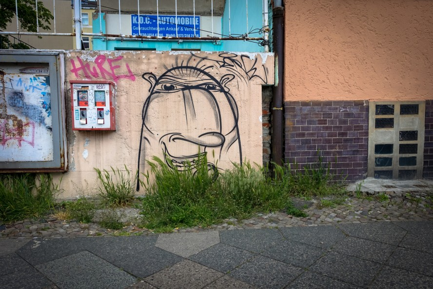 streetart - derk - berlin, wedding