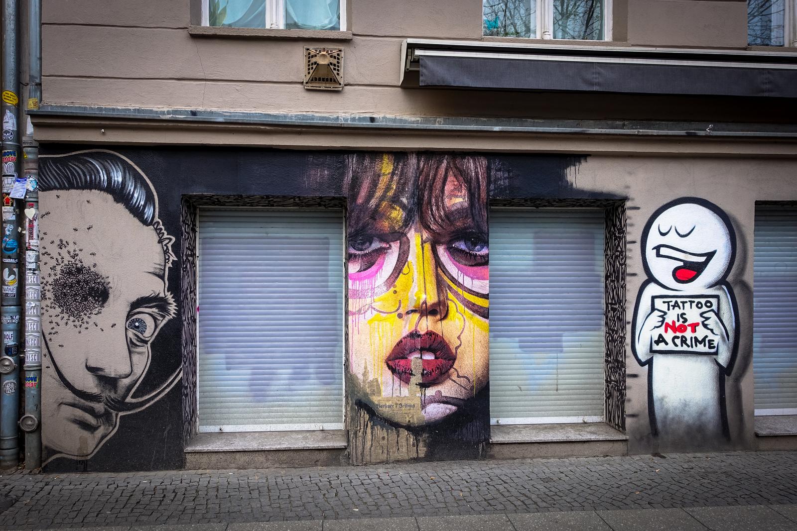 berlin street art pieces – #017 – apr III 2015