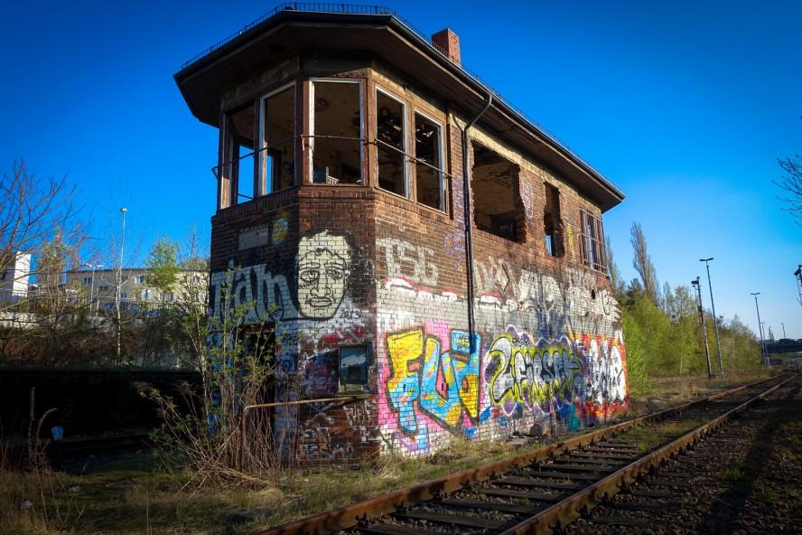graffiti - fua - berlin . schöneberg