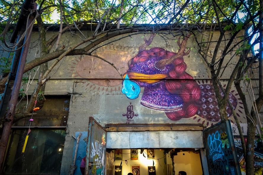 streetart - yaam, berlin