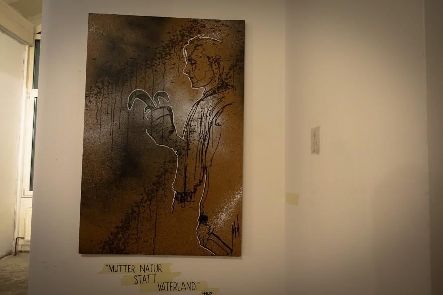ausstellung - mein lieber prost - plateau gallery, berlin