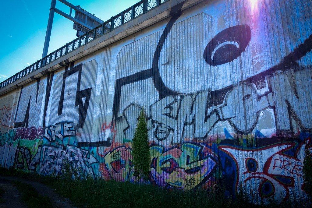 graffiti - nuto - prag, meetfactory