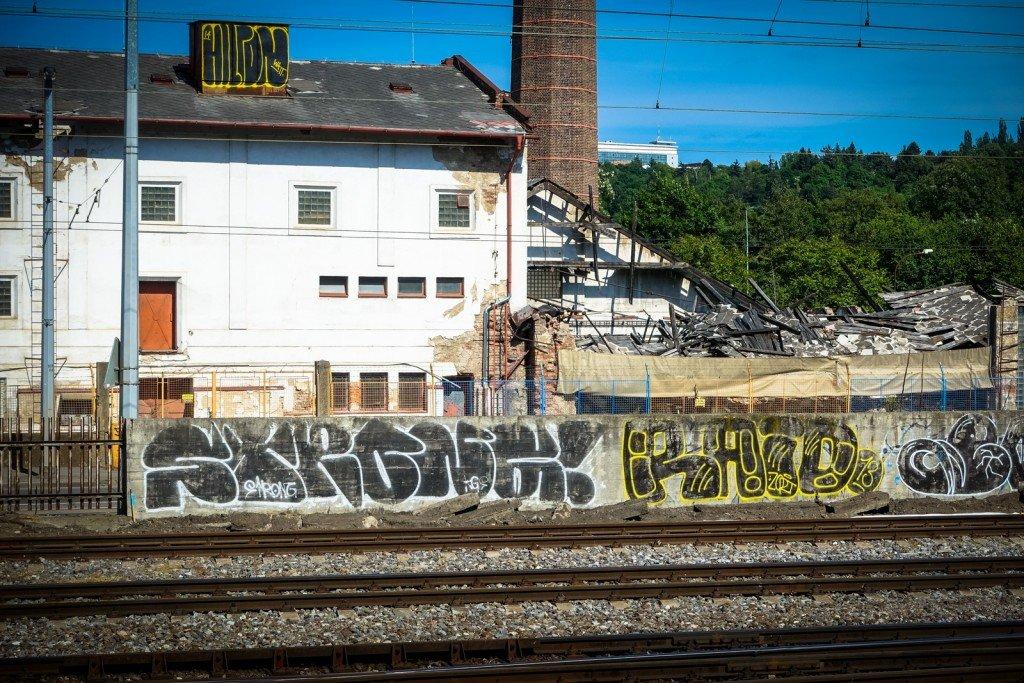 graffiti - strong - prag