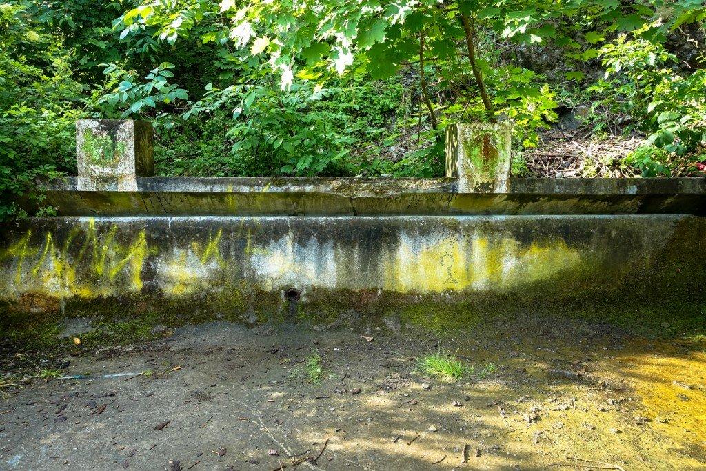 graffiti - swimmingpool - prague, zbraslavská