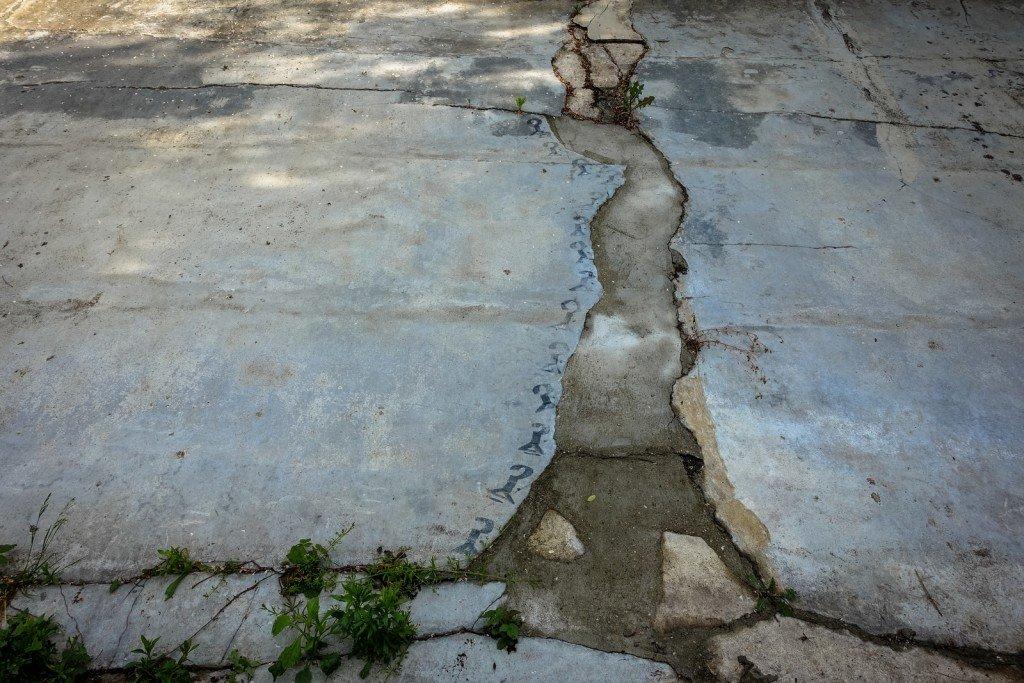 street art - schwimmbad - prag, zbraslavská