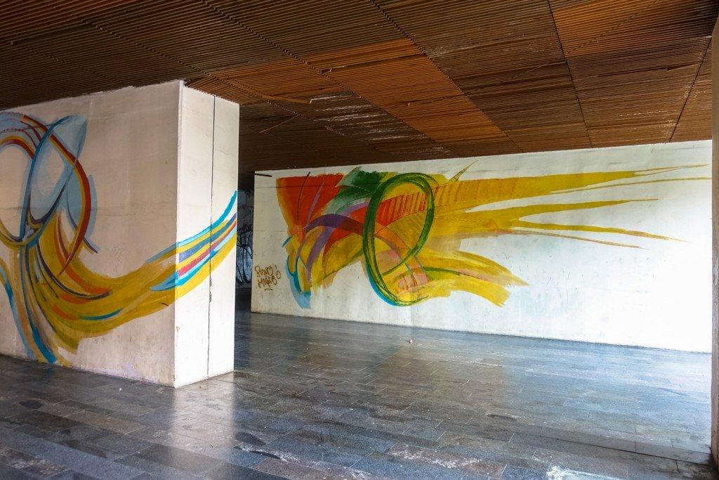 street art - prag, táboritská