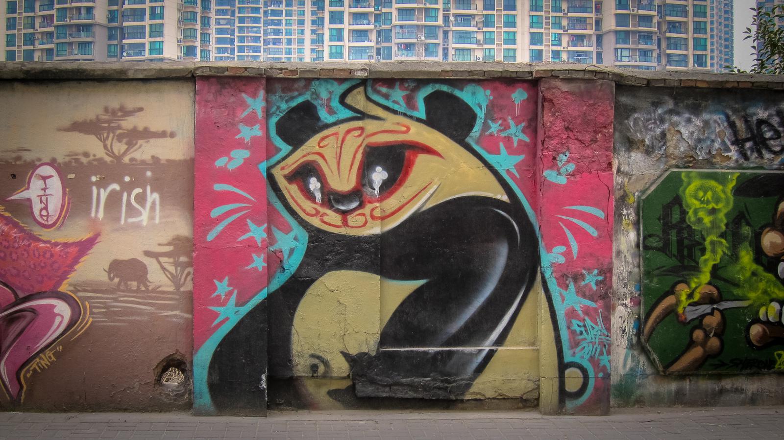 Graffiti Name Tag Drawing