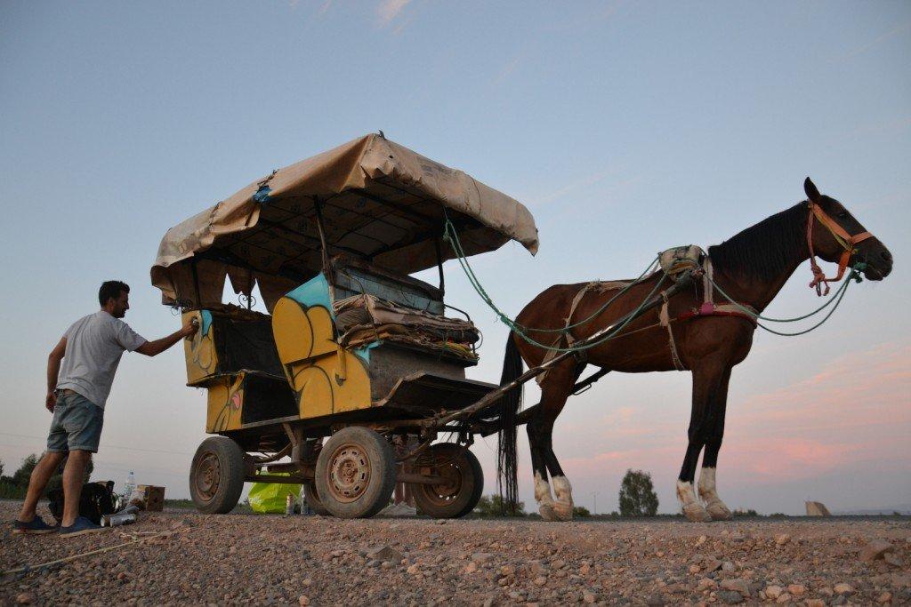 Marrakesh, Reso _ Carriage