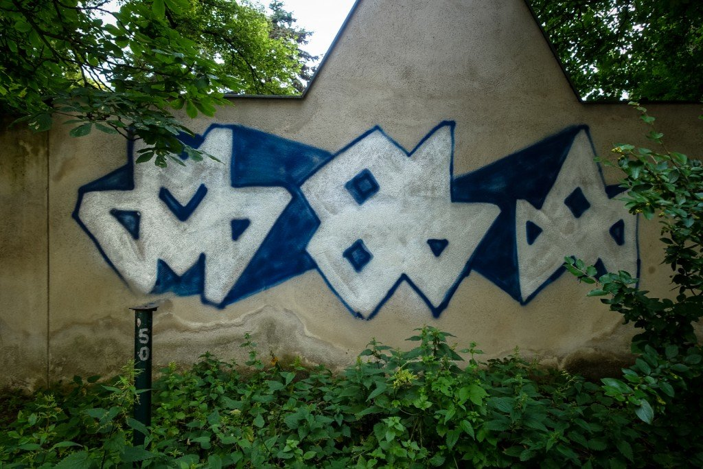 graffiti - berlin, mitte