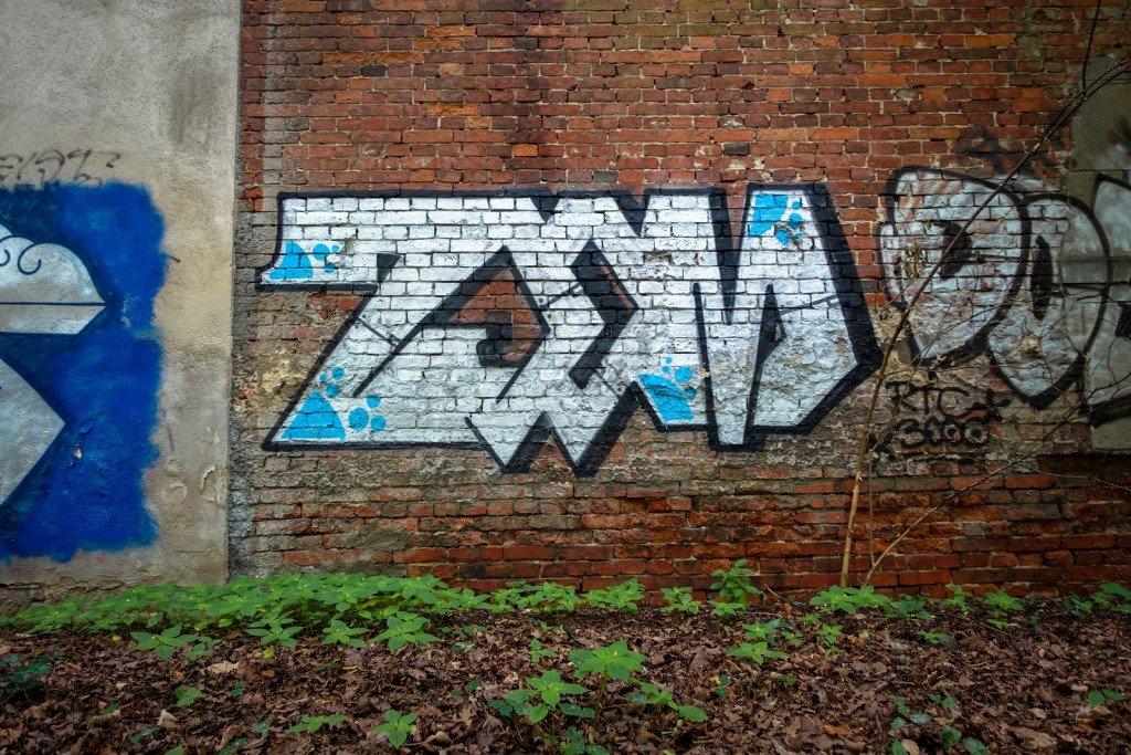 graffiti - zoom - berlin, mitte