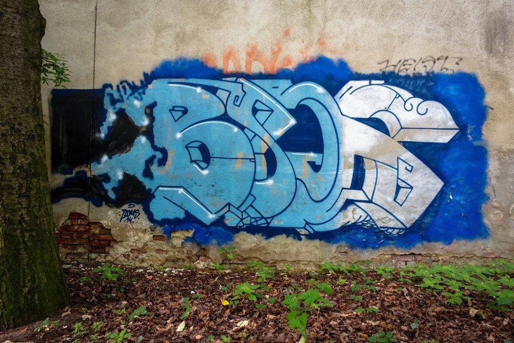 graffiti - bsos - berlin, mitte