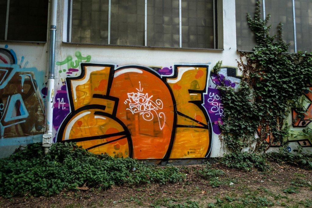 graffiti - berlin, kreuzberg
