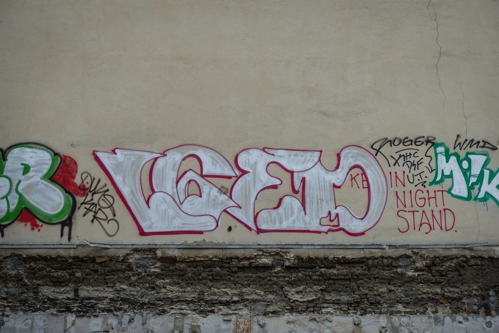graffiti - berlin, prenzlauer berg